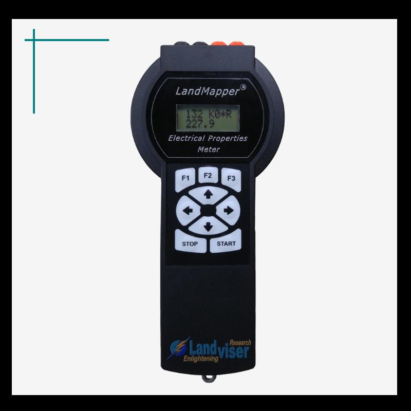 hand-held EC RES SP meter